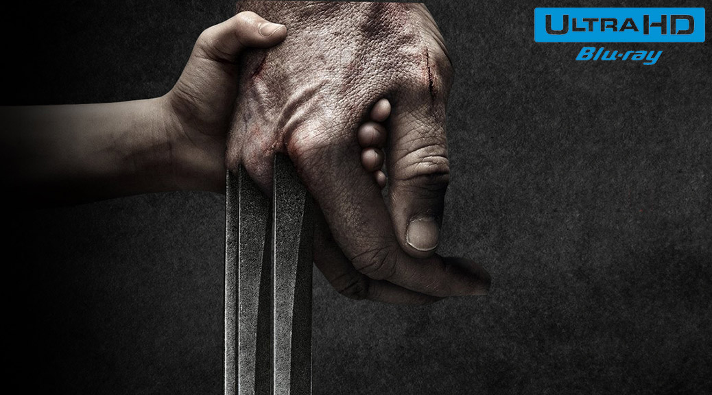Logan (2017) de James Mangold - Blu-ray 4K Ultra HD