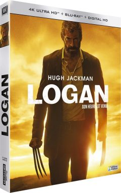 Logan (2017) de James Mangold - Packshot Blu-ray 4K Ultra HD