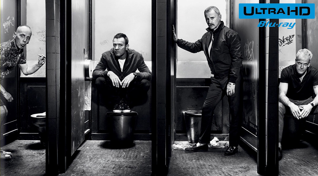 T2 Trainspotting 2 (2017) de Danny Boyle - Blu-ray 4K Ultra HD