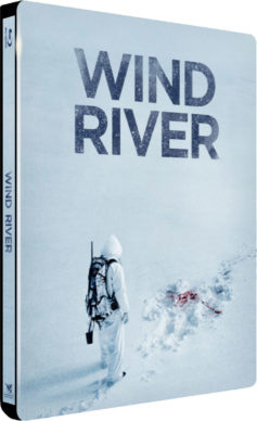 Wind River - Jaquette Steelbook Blu-ray