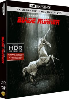 Blade Runner (1982) de Ridley Scott - Packshot Blu-ray 4K Ultra HD