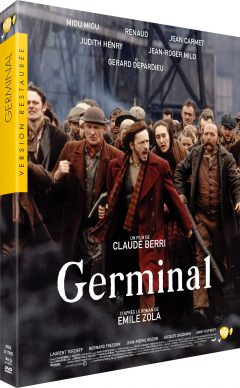 Germinal (1993) de Claude Berri - Packshot Blu-ray