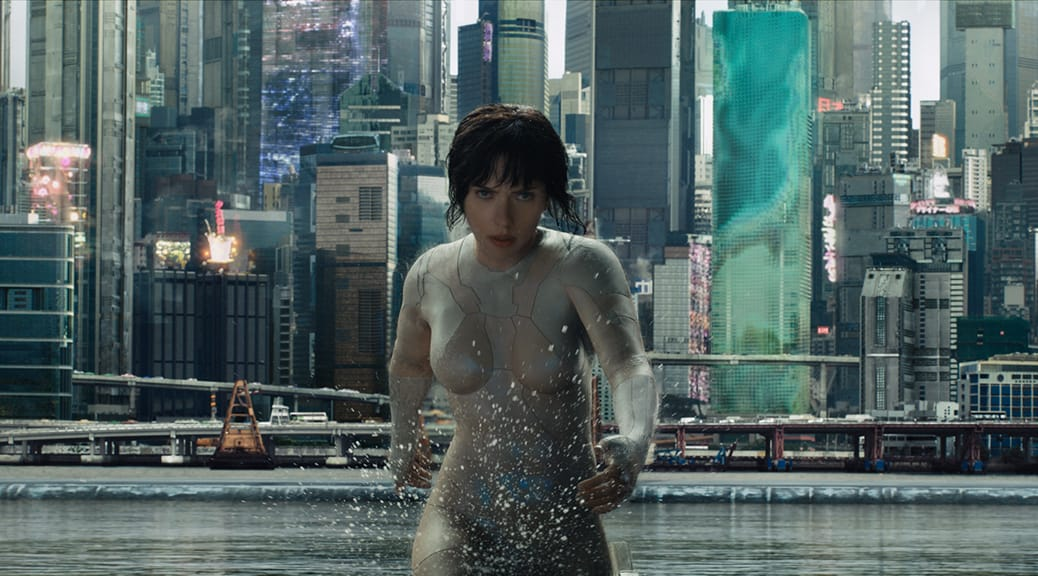 Ghost in the Shell (2017) de Rupert Sanders