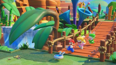 Mario + The Lapins Crétins: Kingdom Battle - Nintendo Switch