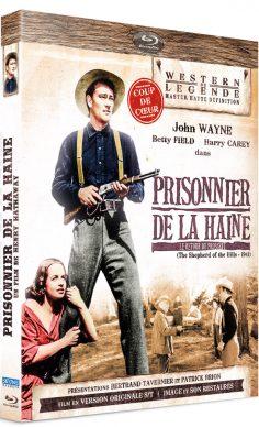 Prisonnier de la haine - Jaquette Blu-ray