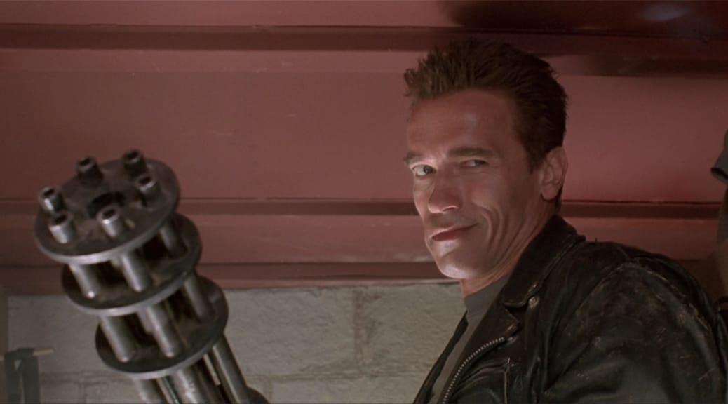 Terminator 2 : Le Jugement dernier (1991) de James Cameron