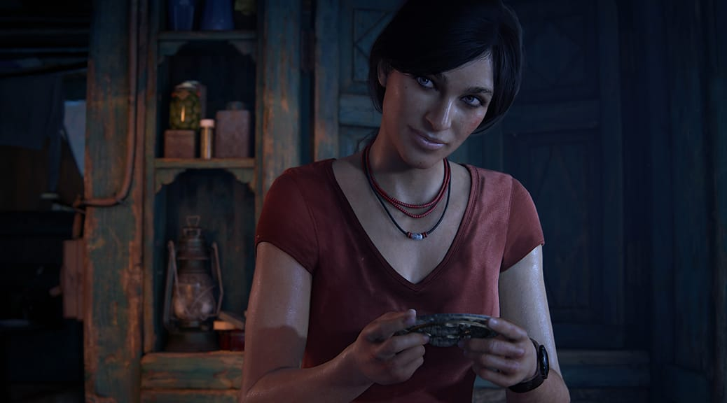 Uncharted : The Lost Legacy - Jeu Concours