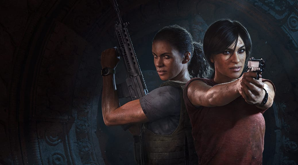 Uncharted : The Lost Legacy - PlayStation 4