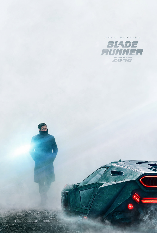 Blade Runner 2049 - Affiche Teaser