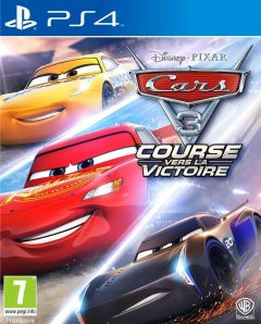 Cars 3 : Course vers la victoire - PlayStation 4