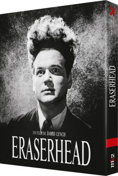 Eraserhead (1977) de David Lynch - Packshot Blu-ray