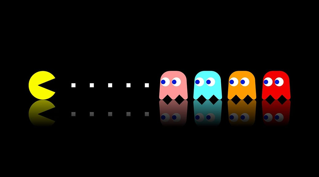 Pac-Man - Jeux vidéo