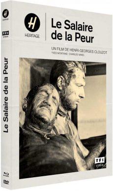 Le Salaire de la peur (1953) de Henri-Georges Clouzot - Packshot Blu-ray