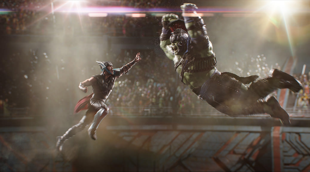 Thor : Ragnarok - Image une fiche film