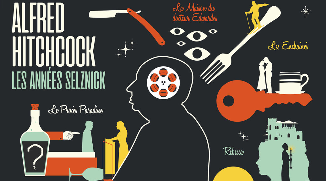 Coffret Alfred Hitchcock : les années Selznick - Image une test Blu-ray