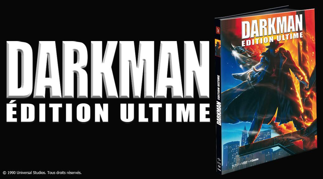 Darkman - Image Une Jeu Concours avec Copyrights