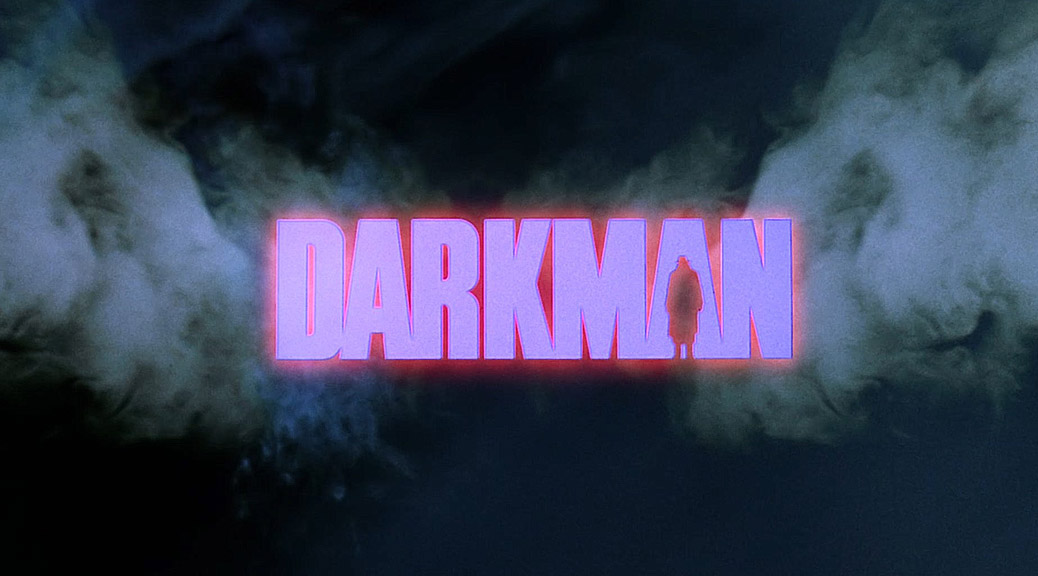 Darkman - Image une test Blu-ray