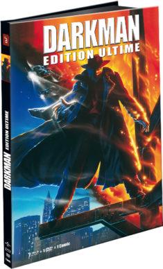 Darkman - Jaquette Blu-ray 3D