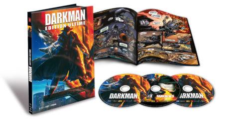 Darkman - Packshot ouvert