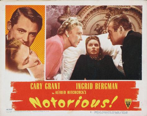 Coffret Alfred Hitchcock : les années Selznick (Notorious)