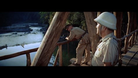 Le Pont de la rivière Kwaï (1957) de David Lean - Capture Blu-ray