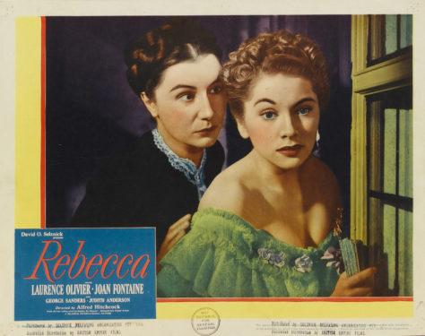 Coffret Alfred Hitchcock : les années Selznick (Rebecca)