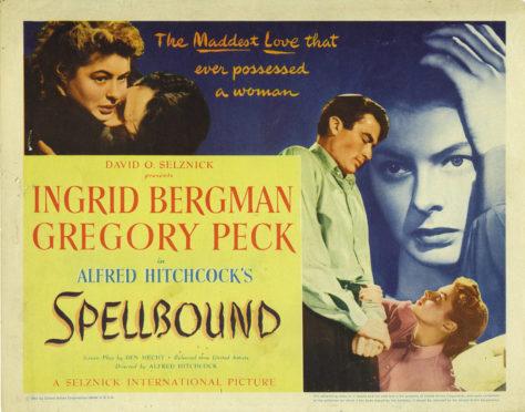 Coffret Alfred Hitchcock : les années Selznick (Spellbound)