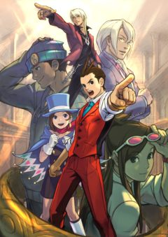 Apollo Justice : Ace Attorney - Nintendo 3DS