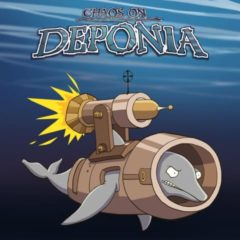 Chaos on Deponia - PlayStation 4