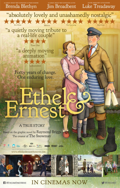 Ethel and Ernest - Carrefour 2017