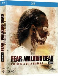 Fear The Walking Dead - Jaquette 3D Blu-ray