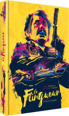 Le Flingueur - Jaquette Blu-ray 3D