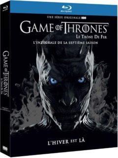 Game of Thrones - Saison 7 - Packshot Blu-ray