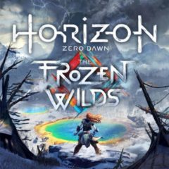 Horizon Zero Dawn : The Frozen Wilds - PlayStation 4