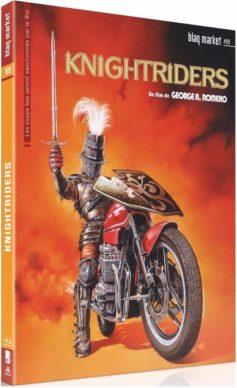Knightriders (1981) de George A. Romero - Packshot Blu-ray