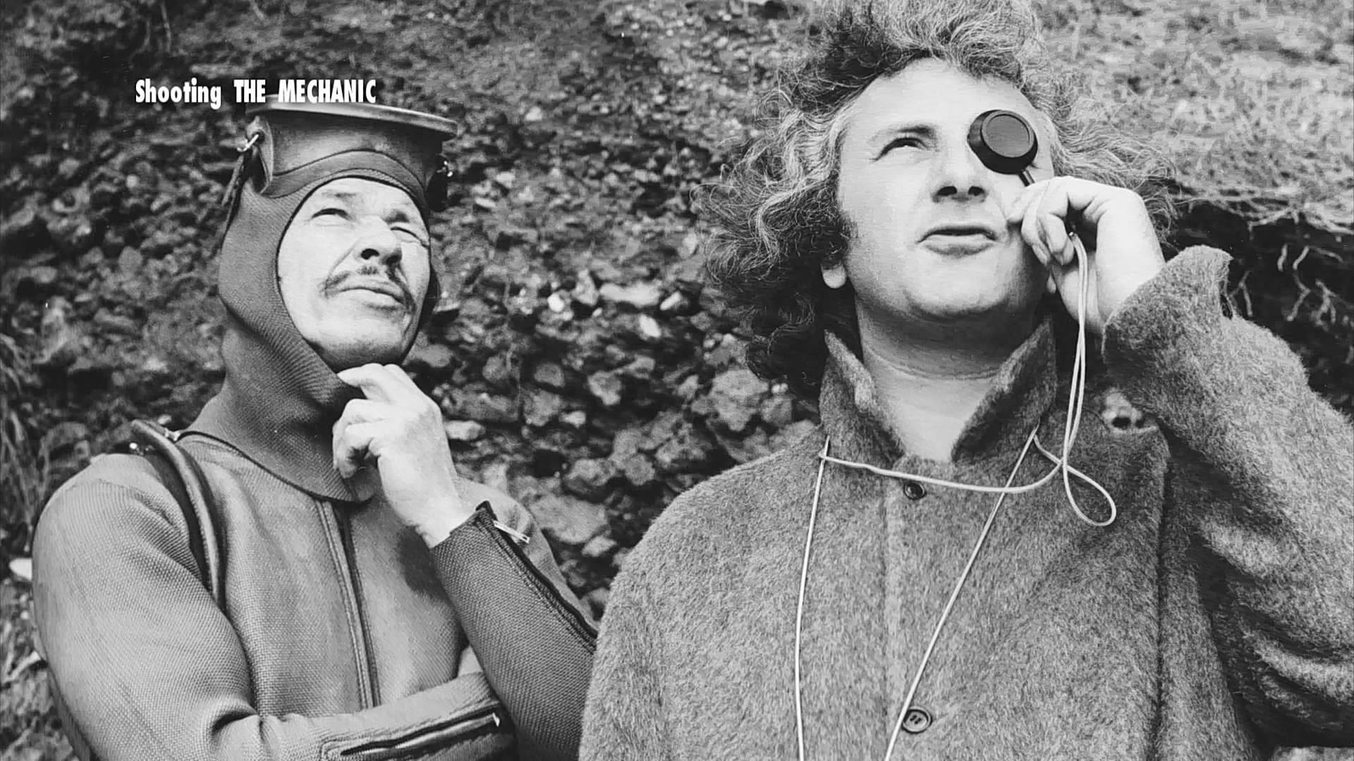 Capture bonus Le Flingueur - Michael Winner / Charles Bonson