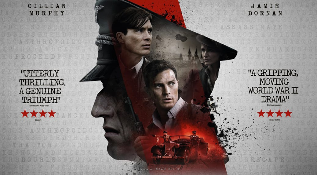 Opération Anthropoid (2016) de Sean Ellis