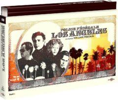 Police fédérale, Los Angeles (1985) de William Friedkin - Édition Coffret Ultra Collector - Blu-ray + DVD + Livre - Packshot Blu-ray