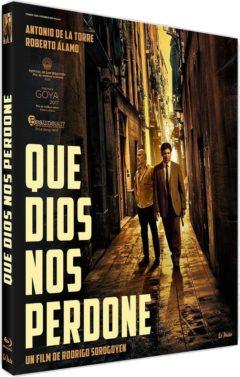 Que Dios nos perdone (2016) de Rodrigo Sorogoyen - Packshot Blu-ray