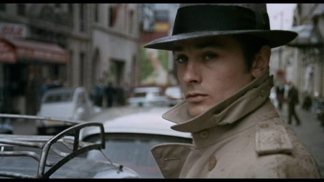 Le Samourai - Capture Blu-ray Criterion