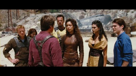 Serenity (2005) de Joss Whedon - Capture Blu-ray