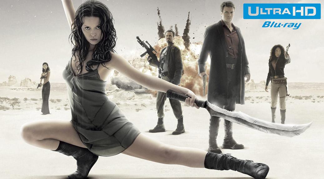 Serenity (2005) de Joss Whedon - Blu-ray 4K Ultra HD