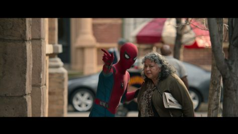 Spider-Man : Homecoming (2017) de Jon Watts - Capture Blu-ray
