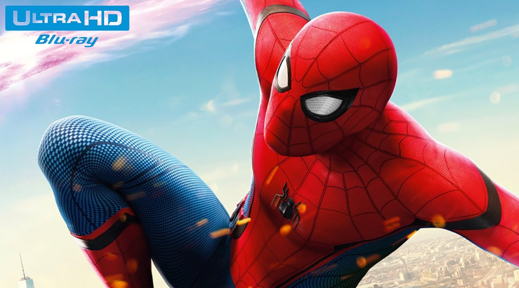 Spider-Man : Homecoming (2017) de Jon Watts - Blu-ray 4K Ultra HD