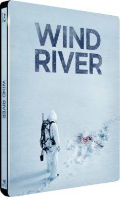 Wind River (2017) de Taylor Sheridan - Packshot Blu-ray