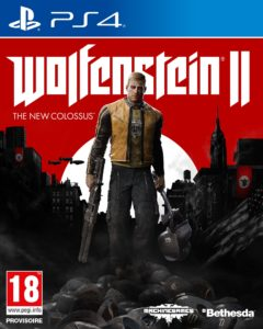 Wolfenstein II : The New Colossus - PlayStation 4
