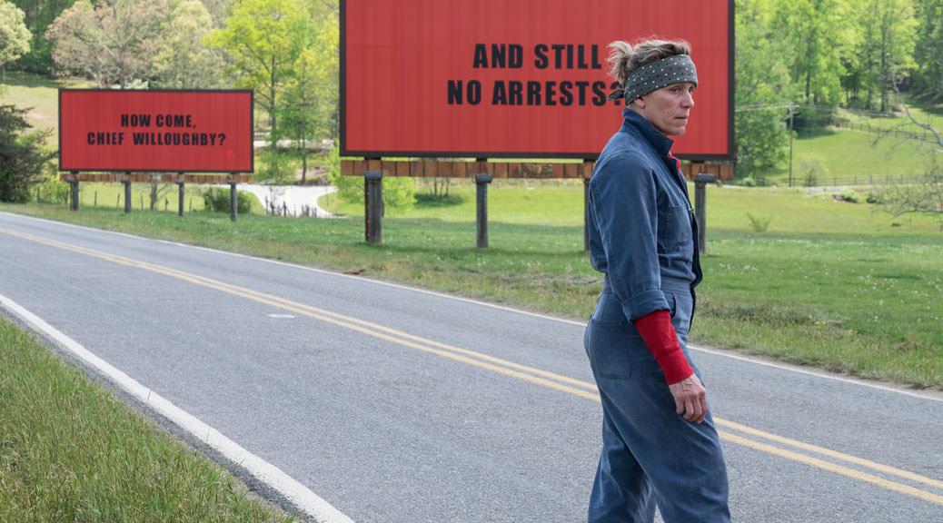 3 Billboards les panneaux de la vengeance - Image une critique