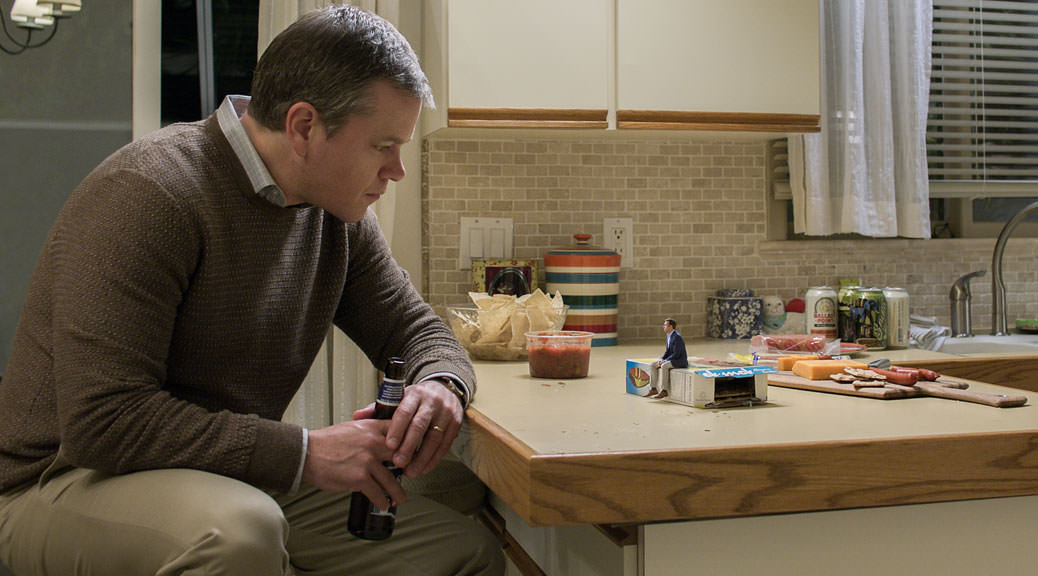 Downsizing - Image une critique