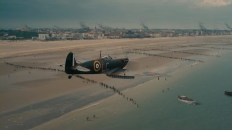 Dunkerque (2017) de Christopher Nolan - Capture Blu-ray
