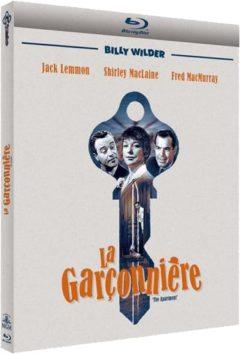 La Garçonnière (1960) de Billy Wilder - Packshot Blu-ray